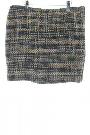 Tommy Hilfiger Gonna di lana multicolore stile professionale