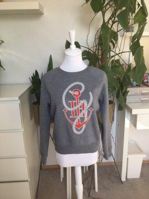 Tommy Hilfiger x Gigi Hadid Basic Sweater mit Stickerei XS/34