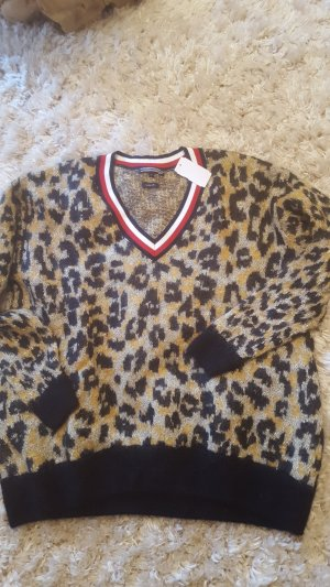 Tommy Hilfiger Oversized Sweater multicolored