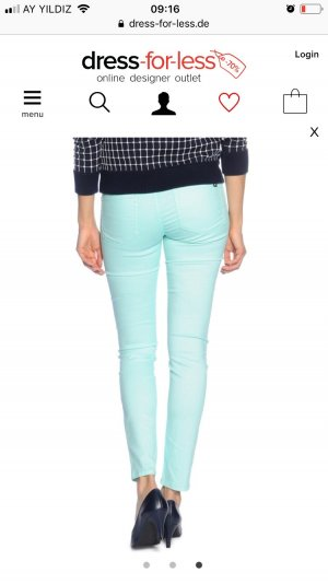 Tommy Hilfiger Skinny Jeans light blue cotton