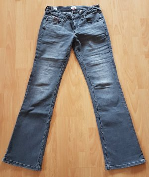Tommy Jeans Boot Cut Jeans grey