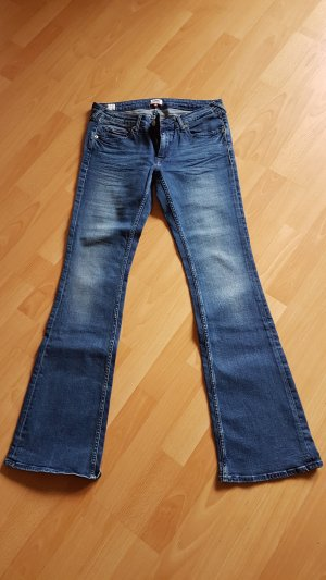 Tommy Jeans Boot Cut Jeans blue