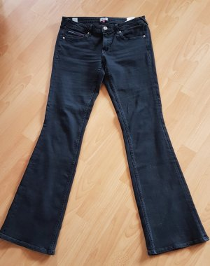 Tommy Jeans Boot Cut Jeans black