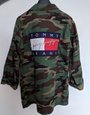 Tommy Jeans Oversized jack veelkleurig