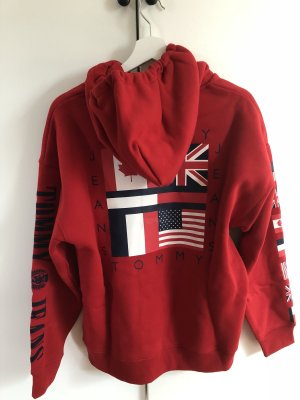 Tommy Jeans Flag Hoodie 90s