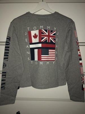 Tommy Jeans Flag Hoodie / Flaggen Sweatshirt