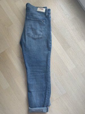 Tommy Jeans Hoge taille jeans blauw