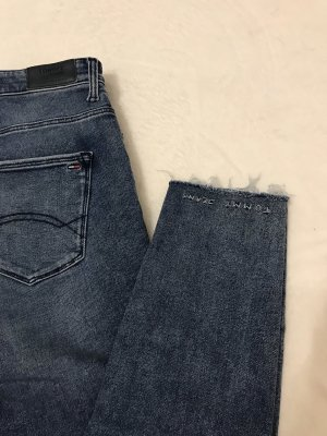 Tommy Hilfiger Hoge taille jeans korenblauw