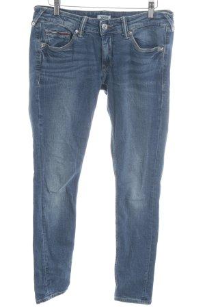Tommy Jeans Low Rise Jeans dark blue street-fashion look