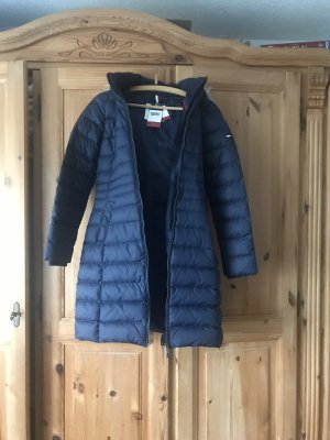Tommy Jeans Quilted Jacket dark blue