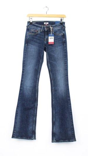 Tommy Hilfiger Boot Cut spijkerbroek blauw