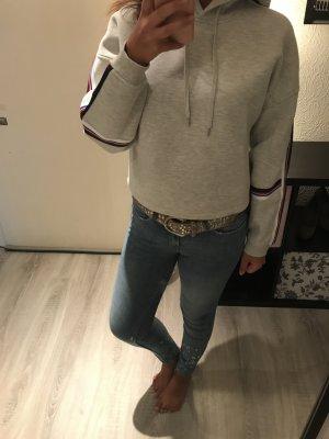 Tommy Jeans Maglione con cappuccio multicolore