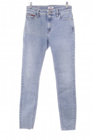 Tommy Jeans Slim Jeans himmelblau Casual-Look