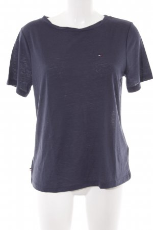 Tommy Jeans T-Shirt dunkelblau Casual-Look