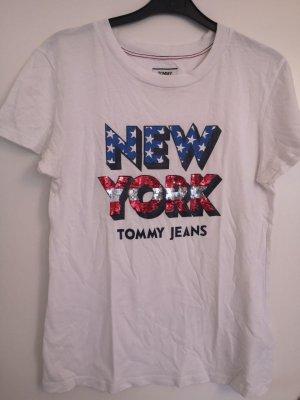 Tommy Jeans Tshirt mit New York Aufdruck