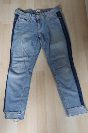 Tommy Jeans 7/8 Length Jeans azure-blue