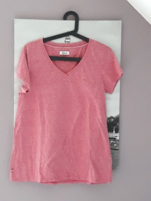 Tommy T-Shirt in rot
