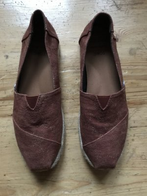 Toms Moccasins brown