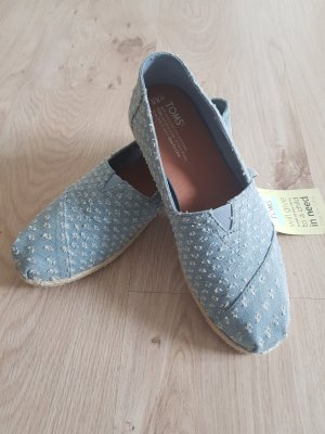 Toms Slippers azure