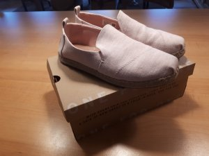 Toms Slip-on Shoes pink