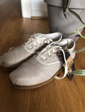 Toms Natural Metallic Vegan 40