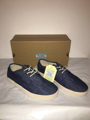 TOMS Paseo Sneakers Gr.41 NEU Schuhe blau