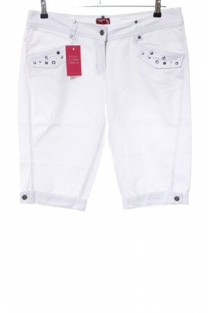 Tomster USA Capris white casual look