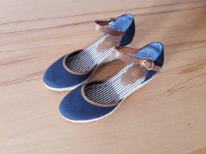 TomTailor Wedges/Sandale mit Keilabsatz