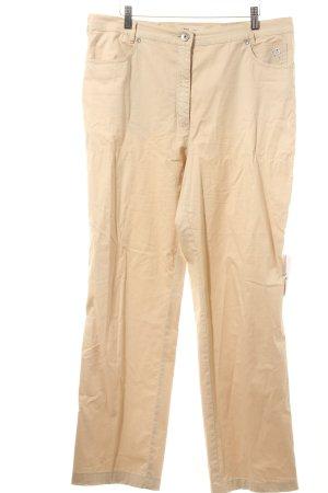 Toni Dress Stoffhose beige Street-Fashion-Look