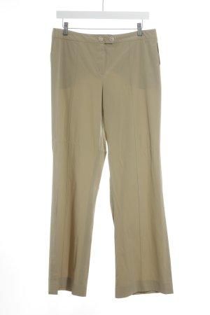 Toni Gard Pantalone a pieghe color cammello stile professionale