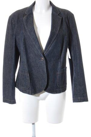 Toni Gard Jeansjacke blau College-Look