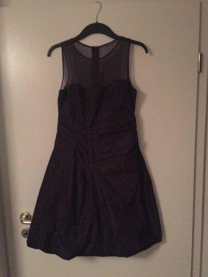 Toni Gard Kleid Cocktailkleid Seide Mesh Gr. 36 Np 399 Euro