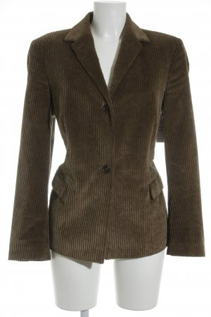Toni Gard Long-Blazer hellbraun Casual-Look