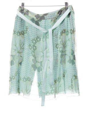 Toni Gard Minirock florales Muster Romantik-Look