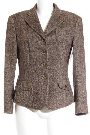 Toni Gard Wool Blazer brown-dark brown classic style
