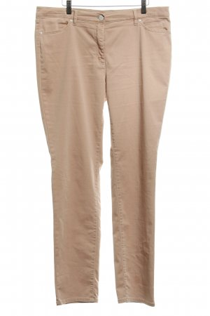 Toni Peg Top Trousers dusky pink casual look