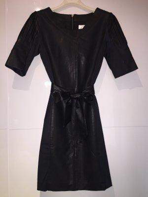 TONY COHEN Kleid aus echtem Leder