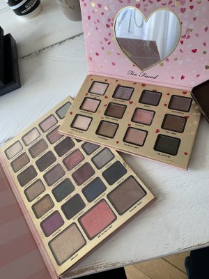 Too Faced - 3 Paletten - wert 100€