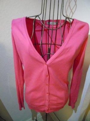 Toole Strickjacke von Esprit, pink, Gr. M