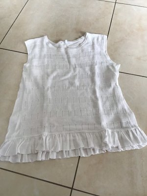 Opus Camicia maglia bianco-bianco sporco