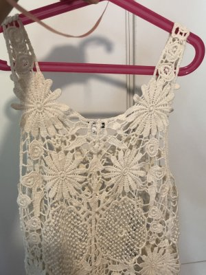 Tally Weijl Knitted Top cream