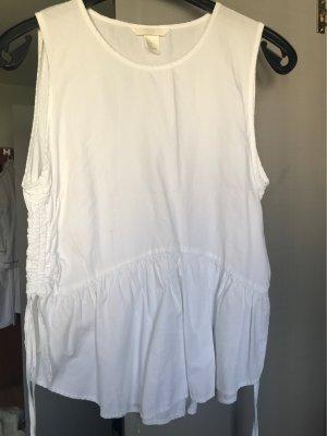 H&M Blouse Top white