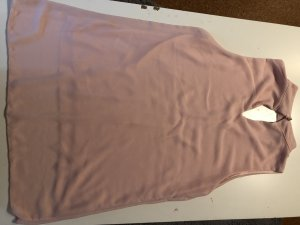Hailys Top basic color oro rosa