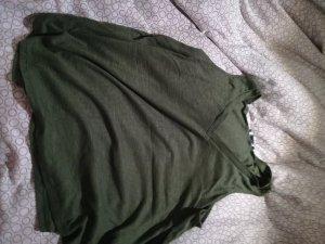 A-lijn top khaki