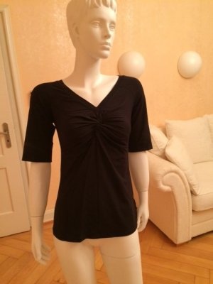Marc Cain Top zwart Viscose
