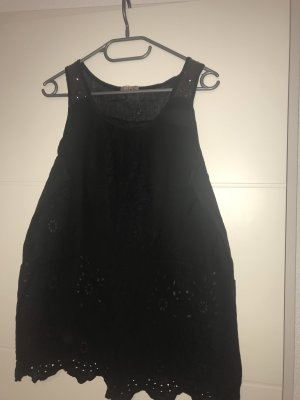 Blouse topje zwart