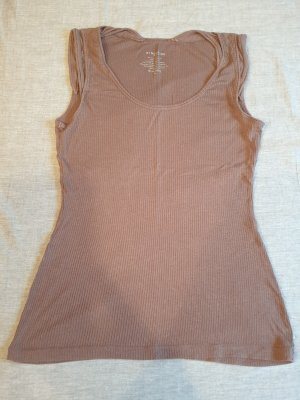 Strenesse Ribbed Shirt brown