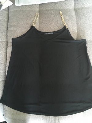 Atmosphere Spaghetti Strap Top black