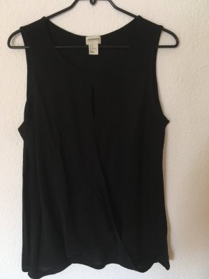 H&M Conscious Collection Haut basique noir