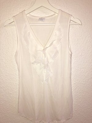 Alba Moda Top bianco